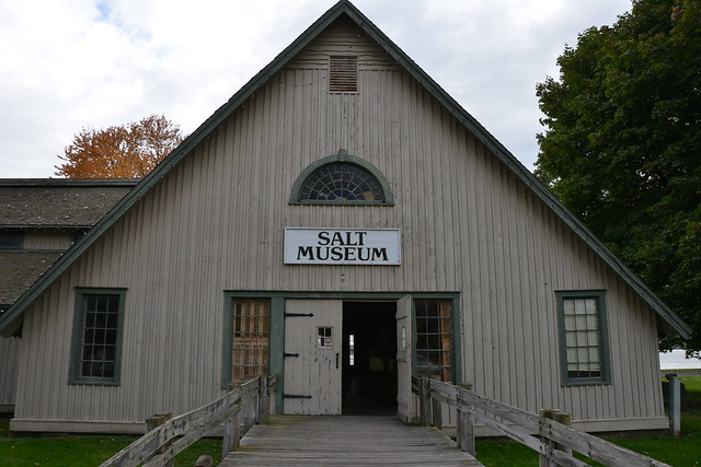 Salt Museum in Syracuse NY