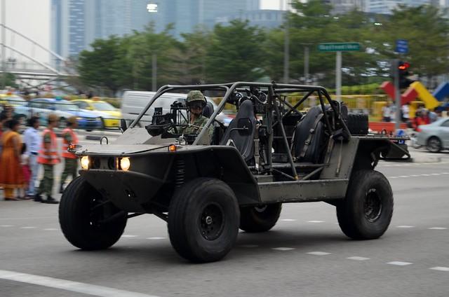 Singapore Army Light Strike Vehicle Flickr Photo Sharing