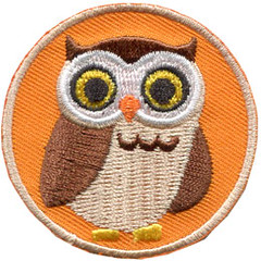 Owl Patch