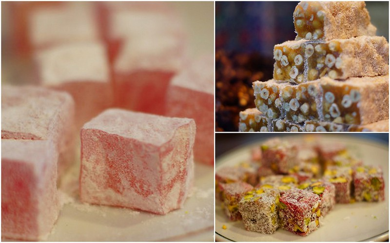Turkish Delight and a Cup of Tea in Istanbul