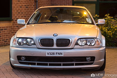 Chris's BMW E46 328i Coupe