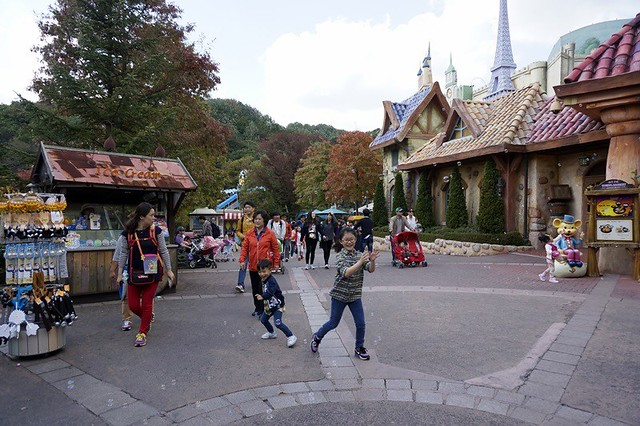 Everland Resort - Theme Park in Seoul-025