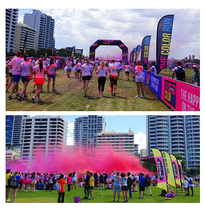 The Color Prun Perth 2013