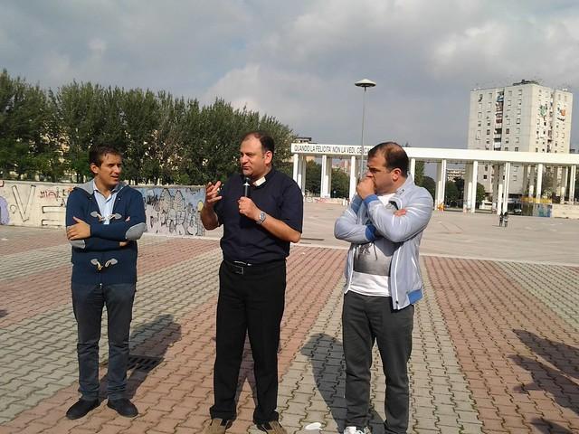 Don Ciccio, don Lillo e Cerullo