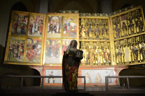 Rode altar Nigulistes