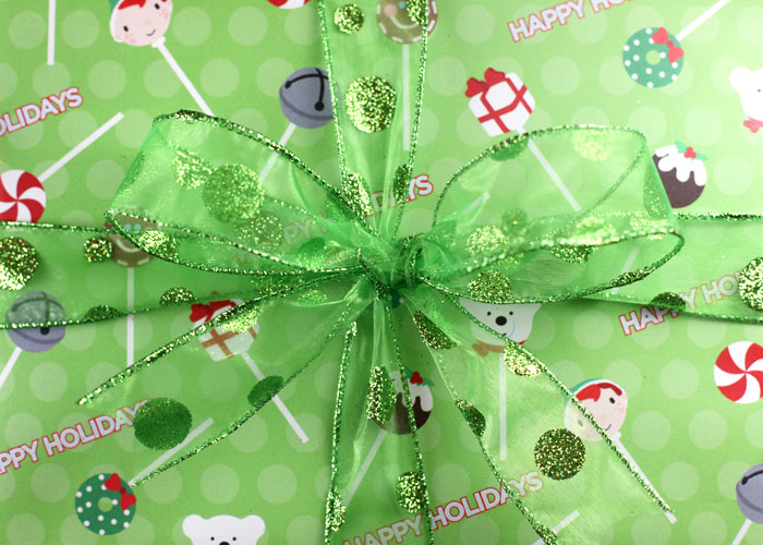 Cake Pops Wrapping Paper