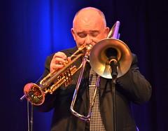 Brassbandfestivalen 2013 - James Morrison duett (Foto: Olof Forsberg)