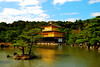 Kinkakuji, Golden Pavilion, Kyoto, Japan by Splash L