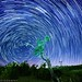 Star Trails by Sreelesh Sreedhar