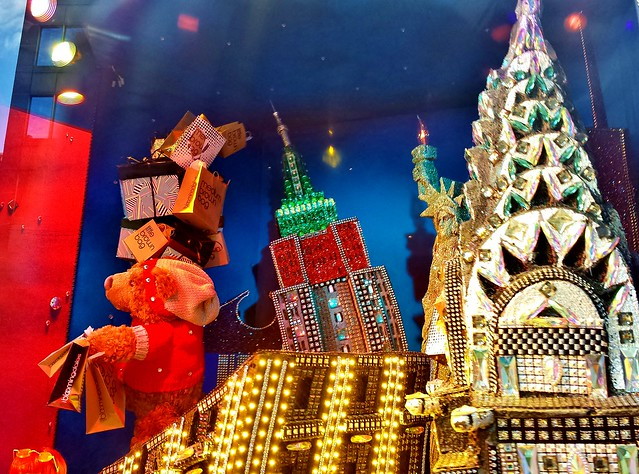 Bloomingdale's 2013 Holiday Show Windows