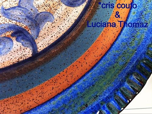 Pratos em parceria…eu e Luciana by cris couto 73