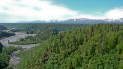 Pociągiem do Fairbanks