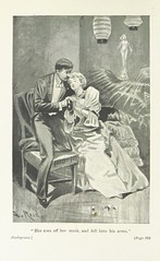 """British Library digitised image from page 182 of """"Bushigrams [Tales.]"""""""