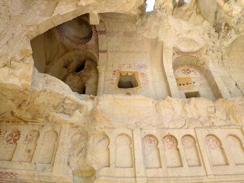 Turquie - jour 18 - Üchisar et Göreme - 073 - Göreme açık hava müzesi