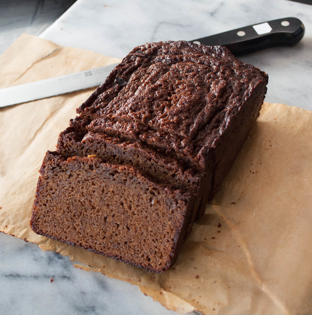 gingerbread cake, dry mix
