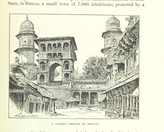 """British Library digitised image from page 439 of """"Picturesque India. A handbook for European travellers, etc [With maps.]"""""""