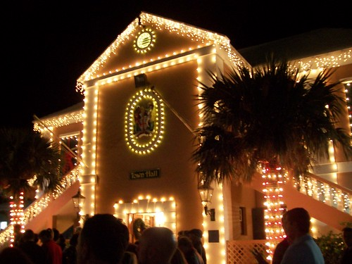 The Bermuda National Trust Walk-about in St. George's is this author's favorite way to get into the holiday spirit. This 400 year-old town comes alive with sights and sounds of yesteryear