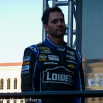 Jimmie Johnson The Victory Lap