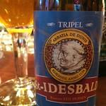ベルギービール大好き!!セント・イデスバルド・トリプル St. Idesbald Triple