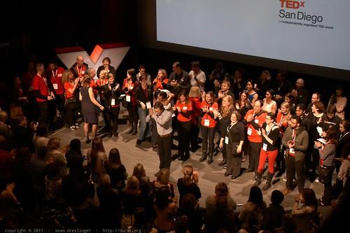 Closing   TEDxSanDiego 2013