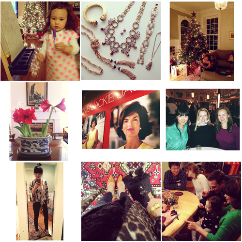 holiday recap 2013