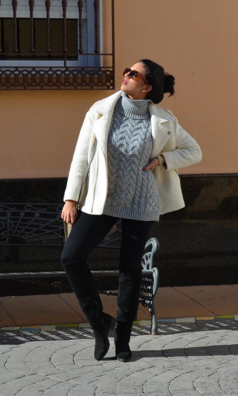 white inspiration jacket