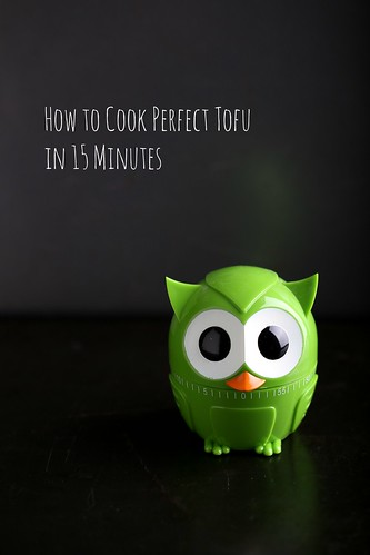 How to Cook Perfect Tofu in 15 Minutes