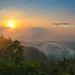 sunrise, Up from the Mountain by Pappu   Photography Love  :: NIKON