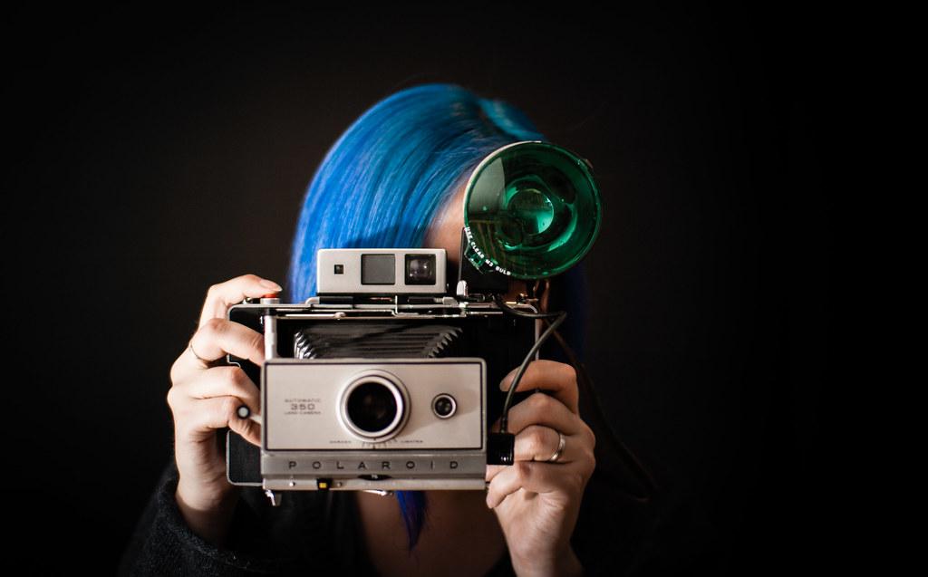 January Photo Challenge #21 : Faceless self portrait