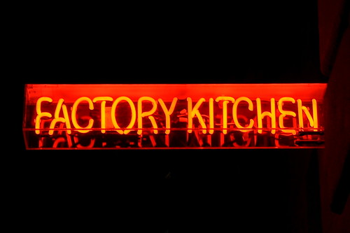 The Factory Kitchen - Los Angeles