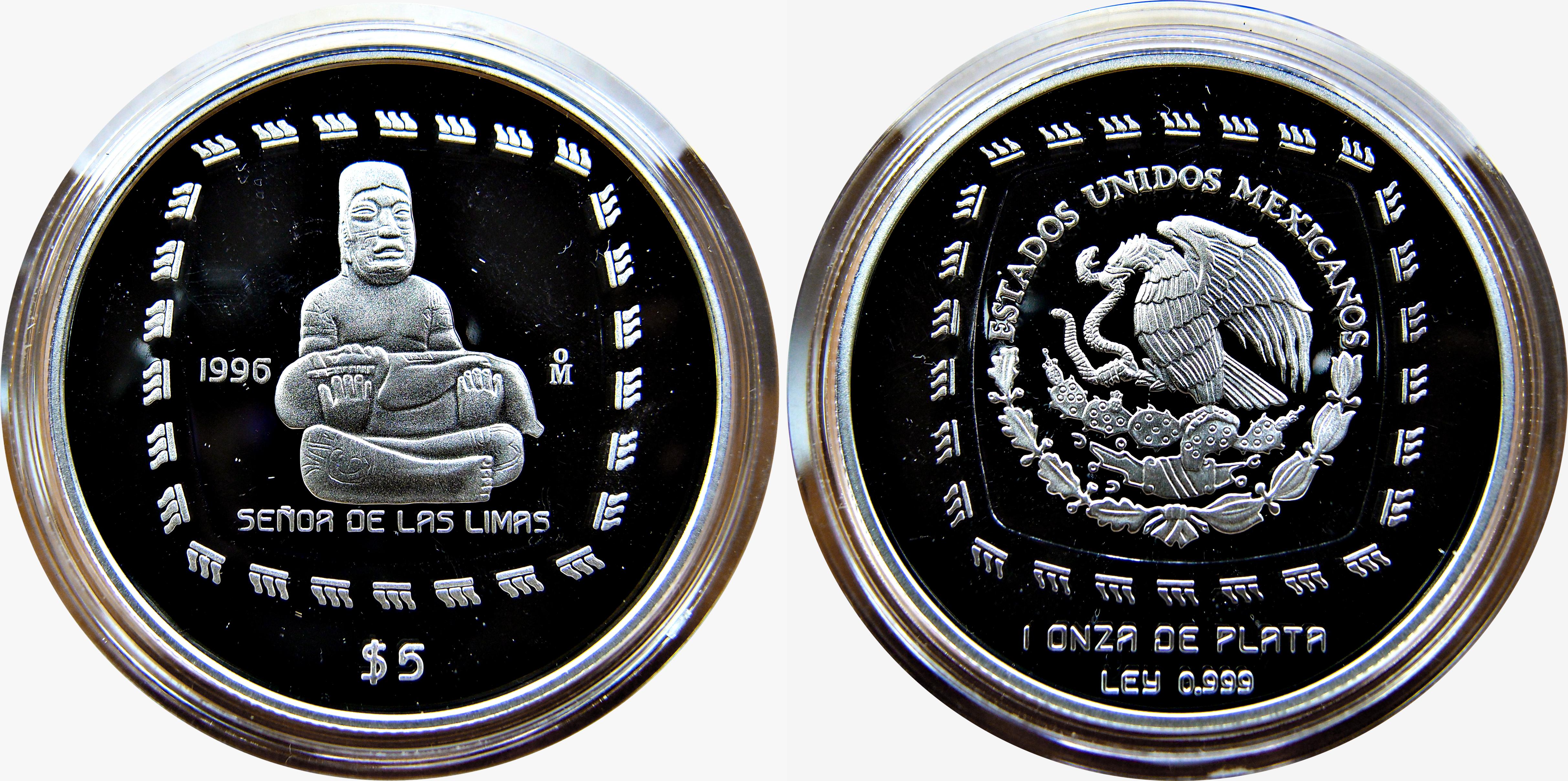 Colección Precolombina de onzas de plata del Banco de Mexico 12123648435_363e4bcc81_o