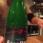 ベルギービール大好き!! ボンヴー Bons Veux@麦潤