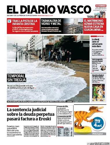 Diario Vasco 2014-02-02