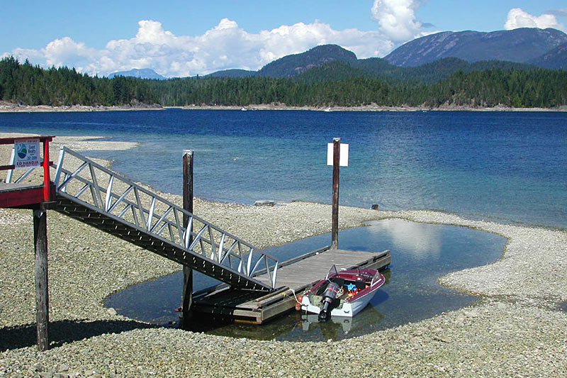 Consult Tide Tables in Cortes Island, Discovery Islands, British Columbia, Canada