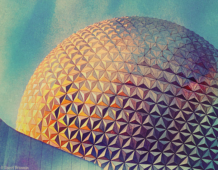 Spaceship Earth - Epcot