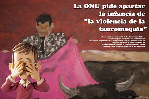 """iLa ONU pide apartar a la infancia de """"la violencia de la tauromaquia"""" by alter eddie"""