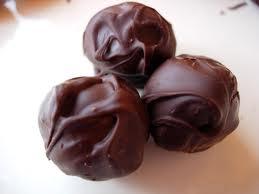 doubledarkchocolatetruffles