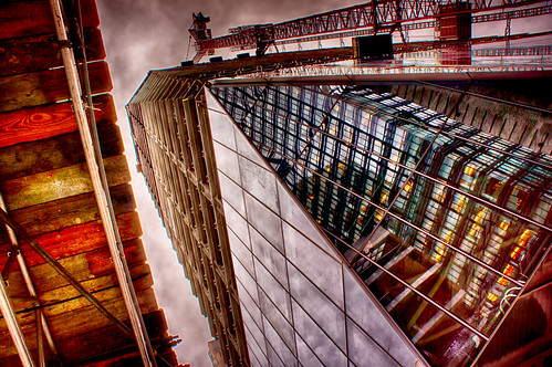 HDR Tower by ericwagner