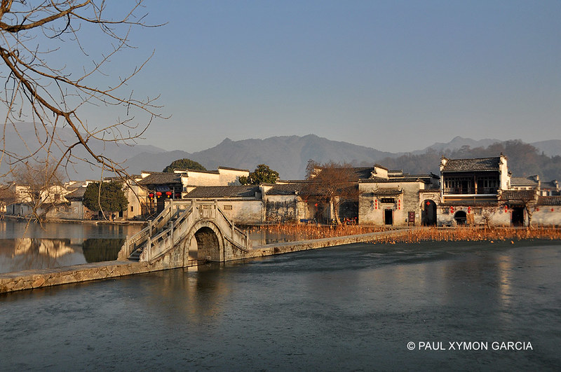 Hongcun, Anhui, China