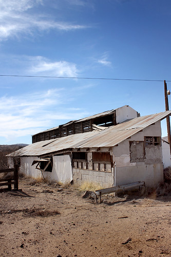 Mountain Meadows Ghost town