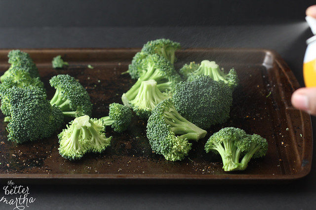 Spray Broccoli