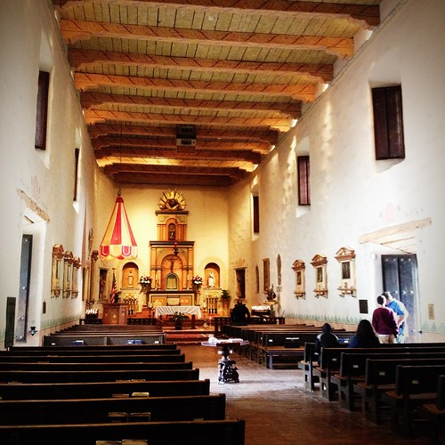 Another Classic Mission Shot  Mission San Diego de Alcala