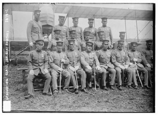 Graduating class, Jap[anese] army aviators (LOC)