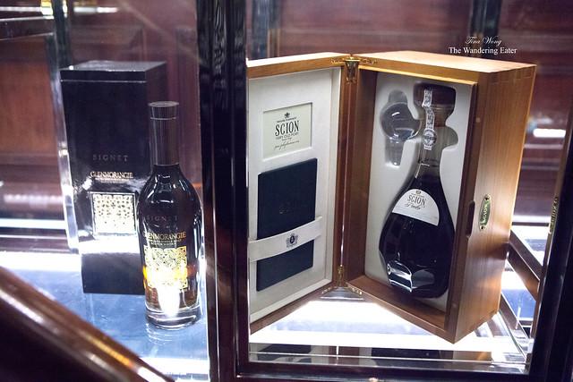 Signet Glenmorangie Scotch and Taylor Fladgate Scion Porto