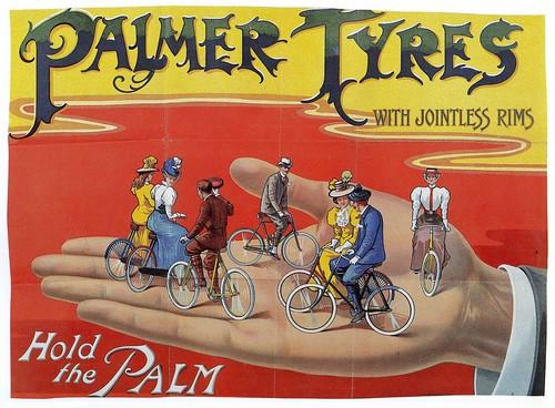 Palmer Tyres ad
