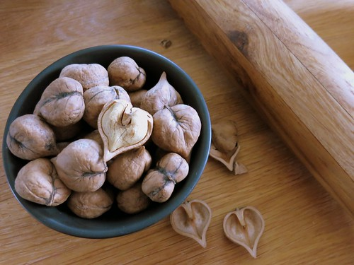 Heartnuts from Forbes Wild Foods and The Sorauren Farmers Market