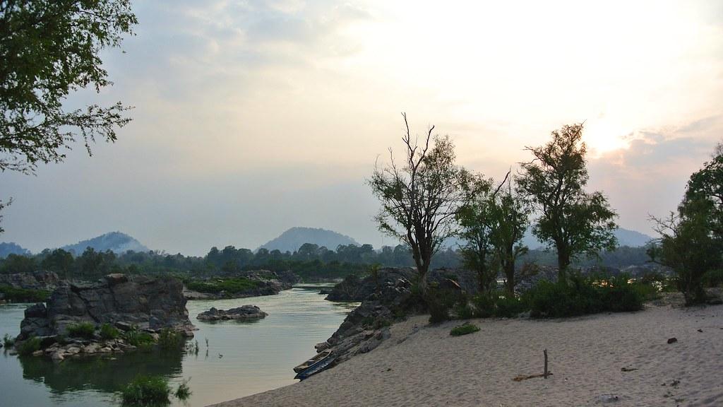 Don Khon, Laos. 83