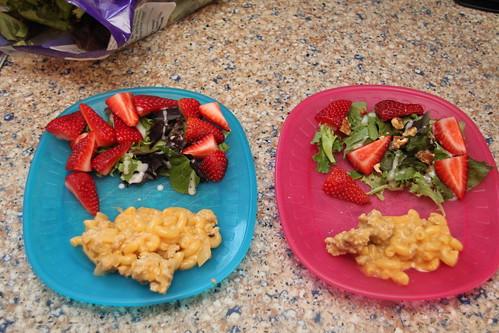 Kids dinners