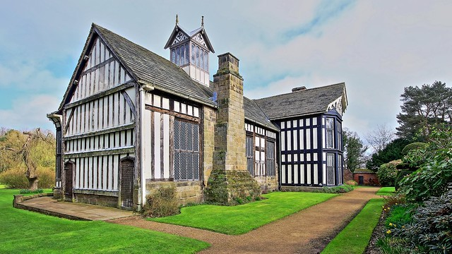 Rufford Old Hall.