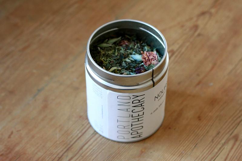 portland apothecary tea